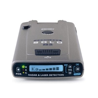 Solo s2 Cordless Radar and Laser Detector