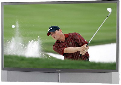 56HM195 - 56` 1080p HD DLP Rear Projection TV w/ Integrated HD Tuner/CableCard