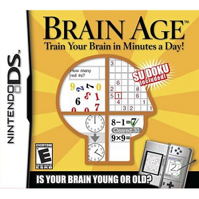 DS Brain Age: Train Your Brain in Minutes a Day!