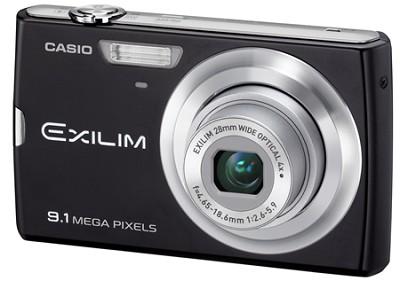 Exilim Z250 9.1 Megapixel Camera (Black)