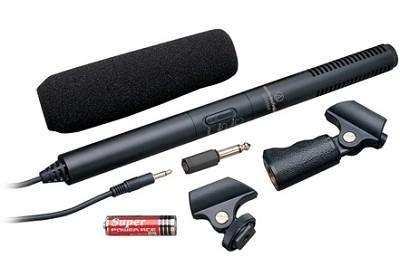 ATR-55 Condenser Shotgun Microphone - ATR6550