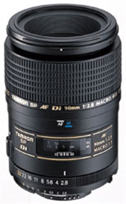 90mm F/2.8 DI SP AF Macro 1:1 A-Mount Lens For Maxxum / Sony Alpha - OPEN BOX