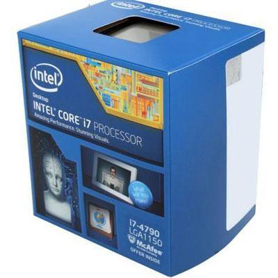 Core i7-4790 8M Cache 4 GHz Processor - BX80646I74790