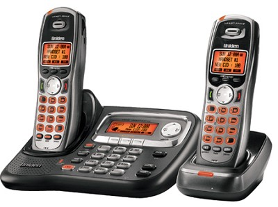 TRU9465-2  5.8GHz Expandable Cordless System with Dual Keypad Call Waiting/Call