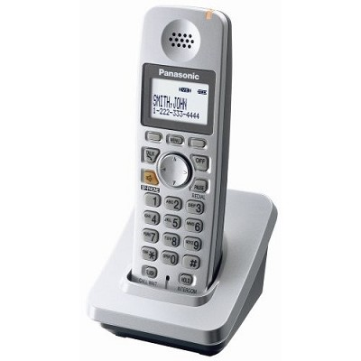 KX-TGA600S Silver 5.8 GHz Add on Handset