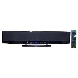 6 Way 300 Watt Multi Source Wall Mounted Sound Bar withUSB, SD, HD, MP3, HDMI