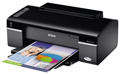 WorkForce 40 Color Printer