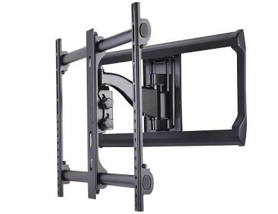 Full Motion Wall Mount for 37` - 65` TVs (Extends 10` From Wall) - VLF210