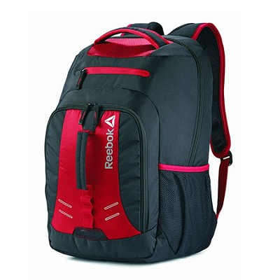 Firebreather Backpack (BLACK/RED)