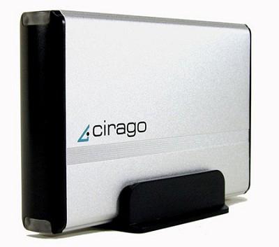 CST4100 1TB Ultra-Slim USB 2.0 Plug and Play External Hard Drive