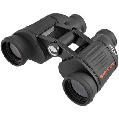 71300 - UpClose No Focus 7x35 Porro Binocular (Black)