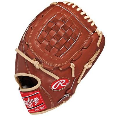 Pro Preferred PROS20BR 12in Infielder/Pitcher Baseball Glove Right Hand Throw