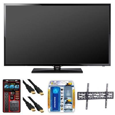 UN22F5000 22` 60hz 1080p LED HDTV Wall Mount Bundle