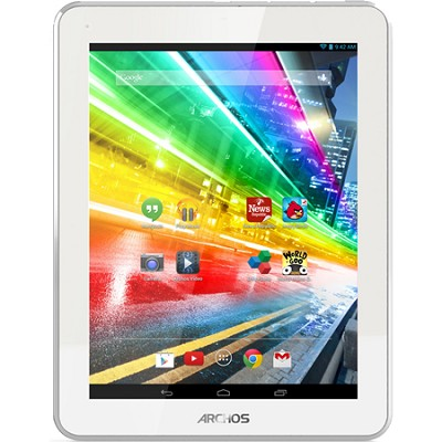 80b Platinum 8GB 8` HD Android Tablet - Jelly Bean, 1.2GHz Quad Core Processor