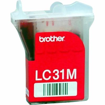 LC31M MAGENTA INK CARTRIDGE FOR MFC3220C 3320CN 3420C 3820CN