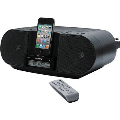 ZS-S3IP Speaker Dock for iPod and iPhone - OPEN BOX