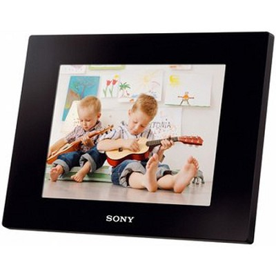 DPF-D820 - 8 Inch SVGA LCD (4:3) Digital Photo Frame (Black)