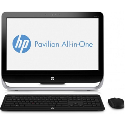 Pavilion 23-b010 23` HD All-in-One Desktop PC - AMD E2-1800 Proc. - OPEN BOX