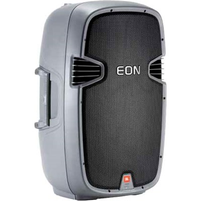 15` Two-Way Self-Powered Portable Speaker System - OPEN BOX