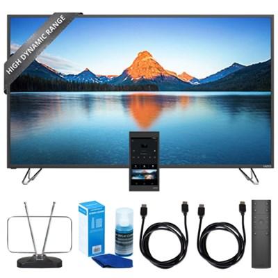 80` 4K SmartCast M-Series UHD HDR LED TV M80-D3 w/ TV Cut the Cord Bundle