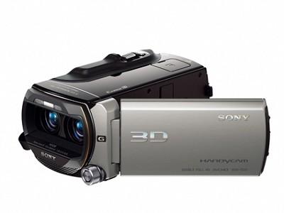 HDR-TD10 High Definition 3D Handycam Camcorder
