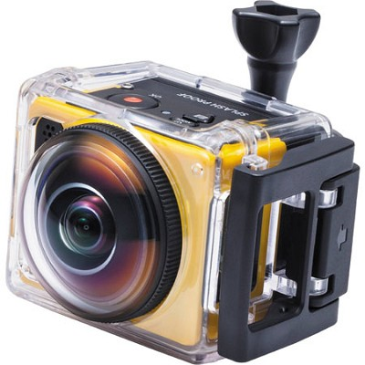 PIXPRO SP360 Full HD 1080p Action Camera Explorer Pack 16MP