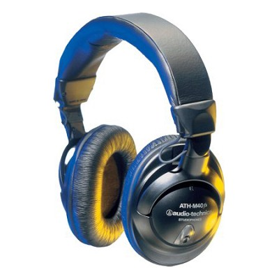 ATHM40FS Precision Studio Headphones Factory Refurbished