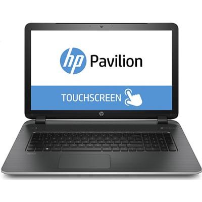 Pavilion 17-F023CL 17.3` Touchscreen AMD QuadCore A10-5745M Notebook