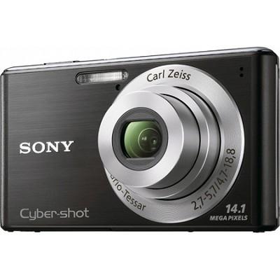 Cyber-shot DSC-W530 Black Digital Camera - OPEN BOX