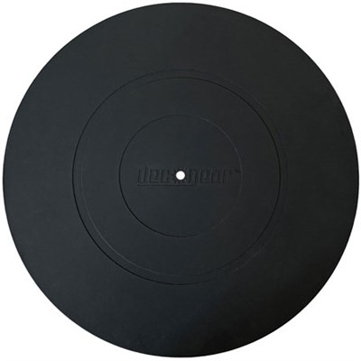 Universal 12` Silicone Rubber Turntable Platter Mat