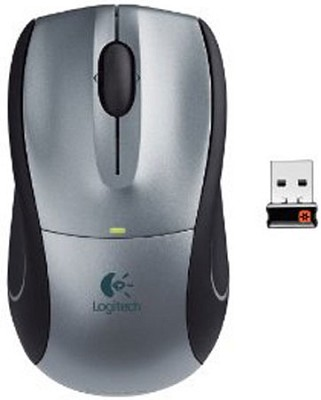 M505  Wireless Mouse (Silver)