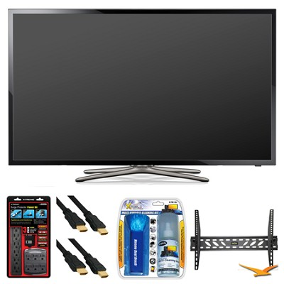 UN32F5500 32` 60hz 1080p WiFi LED Smart HDTV Wall Mount Bundle