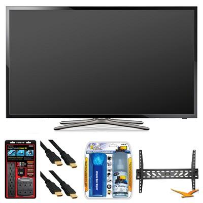 UN32F5500 32` 60hz 1080p WiFi LED Smart HDTV Wall Mount Bundle