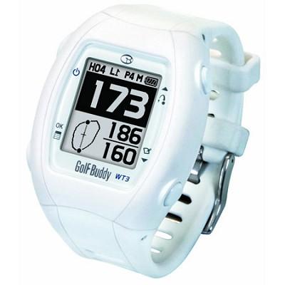 Golf GPS/Rangefinder, White