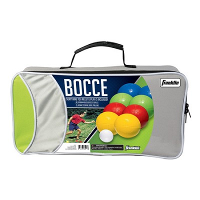 Intermediate Bocce Set, 100mm