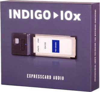 Indigo IOx ExpressCard for Notebook Computers - OPEN BOX