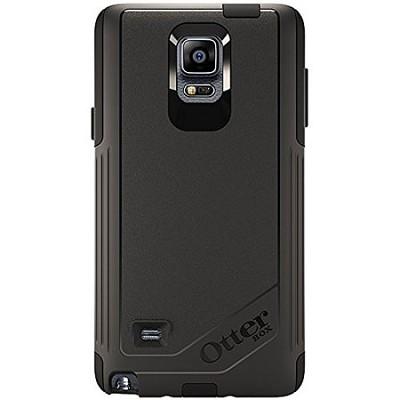 Samsung Galaxy Note 4 Case Commuter Series - Retail Packaging - Black 77-50469