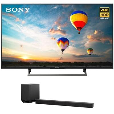 55` 4K HDR Ultra HD Smart LED TV w/ Sony 7.1.2ch Dolby Atmos Sound Bar