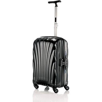 Black Label Cosmolite Hardside 20` Black Carry On Spinner Suitcase
