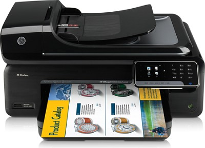 MF HP OJ 7500A Wide Format e-AIO Printer E910a