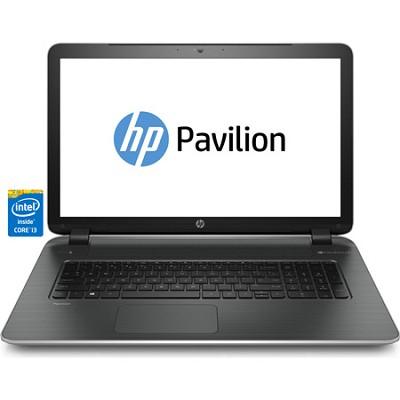 Pavilion 17-f030us 17.3` HD+ Notebook PC - Intel Core i3-4030U Processor