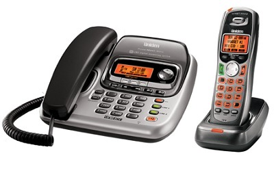 TRU9496 2 Line Corded/Cordless Digital Answering System