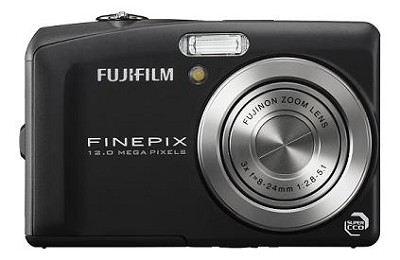 FINEPIX F60fd - 12 MP Digital Camera-
