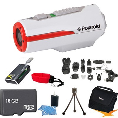 XS80HD 1080P Sports Video Camera Ultimate Bundle