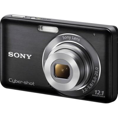 DSC-W310 Digital Camera (Black)