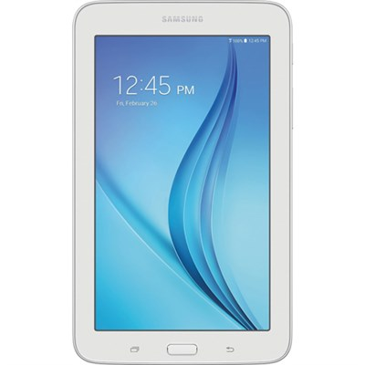Galaxy Tab E Lite 7.0` 8GB (Wi-Fi) White - OPEN BOX