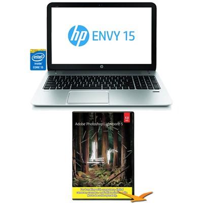 Envy 15.6` 15-j185nr Notebook PC - Photoshop Lightroom Bundle