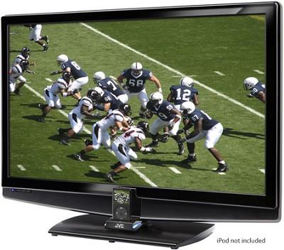 LT-47P789 - 47` High Definition 1080p LCD TV w/ iPod Dock **OPEN BOX**
