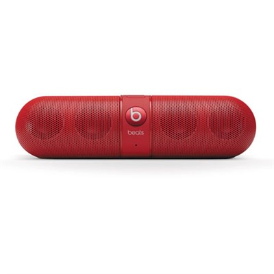 Pill 2.0 Portable Wireless Speaker - Red (MH832AM/A)
