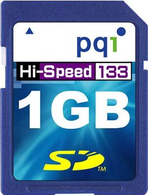 1GB 133X Super-High-Speed Secure Digital Memory Card